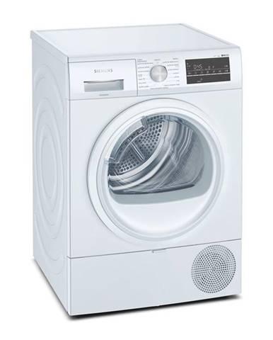 Sušička bielizne Siemens iQ500 Wt47rtw0cs biela