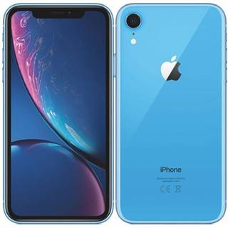Mobilný telefón Apple iPhone XR 128 GB - blue