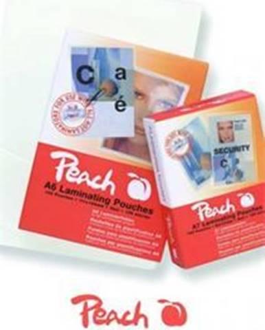 Laminovacie fólie Peach na kreditní karty