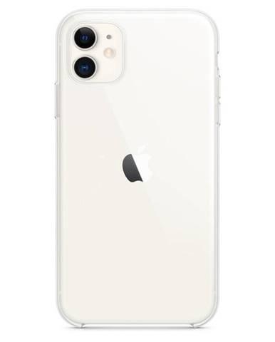 Kryt na mobil Apple Clear Case pre iPhone 11 priehľadný