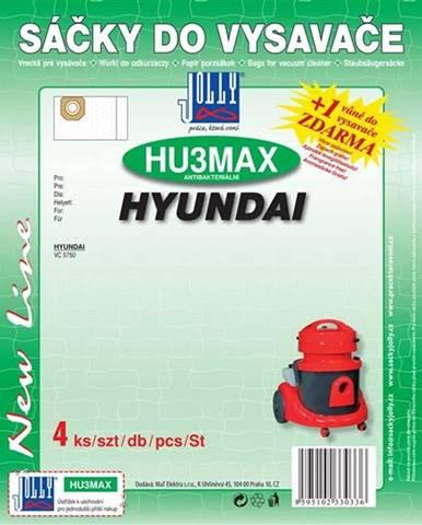 Sáčky pre vysávače Jolly MAX HU 3