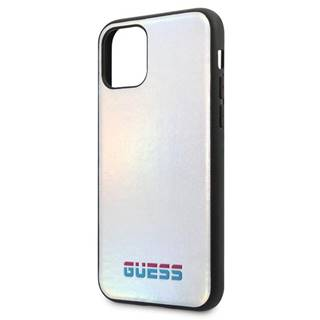 Kryt na mobil Guess Iridescent na Apple iPhone 11 Pro Max