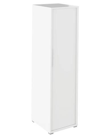 Vešiaková skriňa biela RIOMA TYP 20