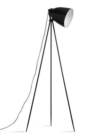 Stojacia lampa čierny kov CINDA TYP 5 YF6249