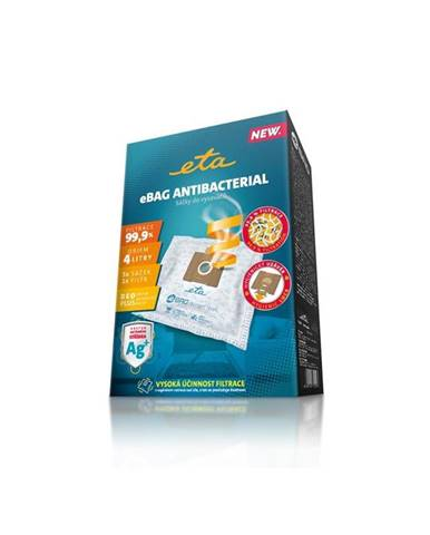 Vrecko ETA eBAG Antibacterial 9600 68020