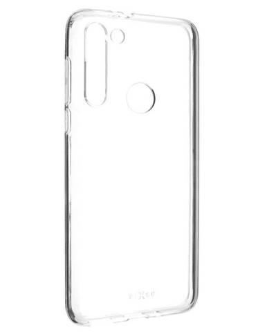 Kryt na mobil Fixed na Motorola G8 priehľadný