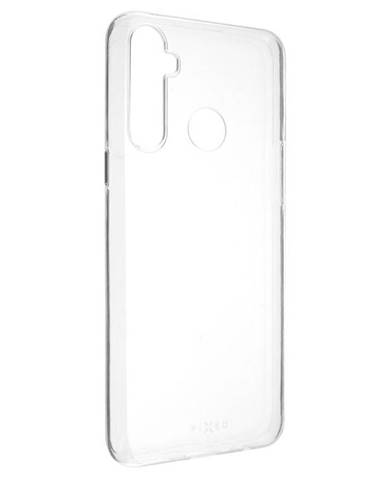 Kryt na mobil Fixed Skin na Realme 6i/C3/5 priehľadný