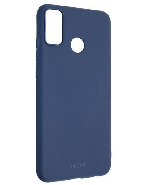 FIXED Kryt na mobil Fixed Story na Honor 9X Lite modrý