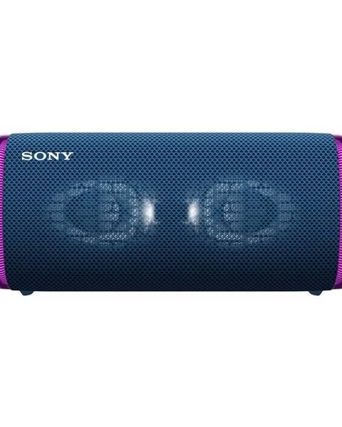 Sony Prenosný reproduktor Sony SRS-XB33 modrý