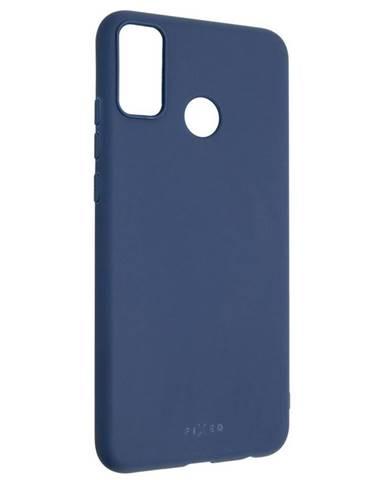 Kryt na mobil Fixed Story na Honor 9X Lite modrý