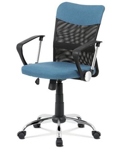 Kancelárska stolička PEDRO modrá