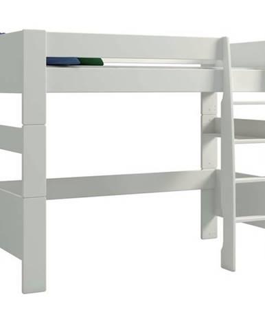 Poschodová posteľ FOR KIDS 614 biela, 90x200 cm