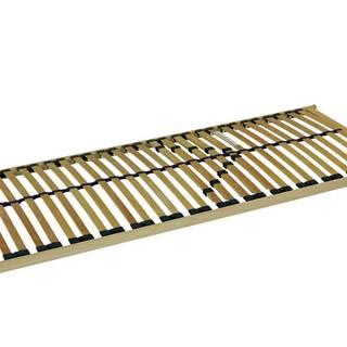 Pevný lamelový rošt DOUBLE T5 100x200 cm