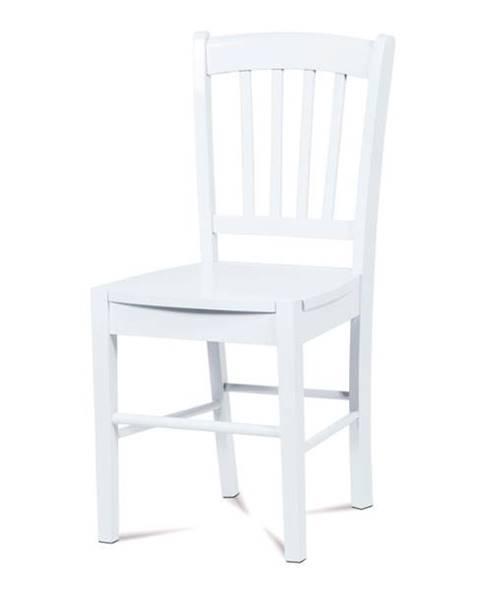 Sconto Jedálenská stolička ANNA biela