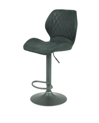 Barová stolička SONJA H antracitová